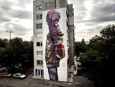 Street Art - Etam Cru