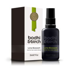Bodhi & Birch Lime Blossom Protecting Hand Serum