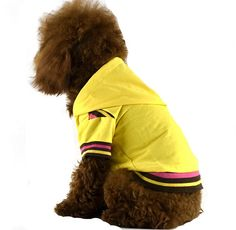 Dofull Pet T-shirts new pet clothing wearing(DCN08) -- Review more details here : Dog Cold Weather Coats