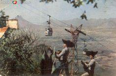 Teleferico de Monterrey 1962