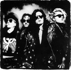 The Sisters of Mercy; Some people say my music sounds similar to them: http://www.srmusic.info