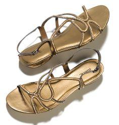 Avon: mark Bronze Goddess Sandals