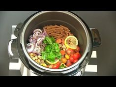 Make One-Pot Pasta That Doesn't Suck! Power Pressure Cooker Recipe | Review - YouTube