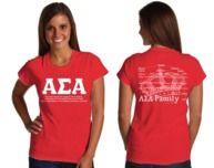 """We are fam-i-ly!"" Alpha Sigma Alpha :)"