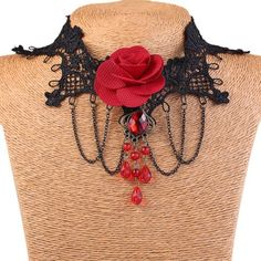 GET $50 NOW | Stylish Flower Fringe Lace Choker Necklace For WomenFor Fashion Lovers only:80,000+ Items • New Arrivals Daily • FREE SHIPPING Affordable Casual to Chic for Every Occasion Join RoseGal: Get YOUR $50 NOW!http://www.rosegal.com/necklaces/stylish-flower-fringe-lace-choker-necklace-for-women-635841.html?seid=7850257rg635841
