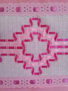 Helen Barish Fishman's media content and analytics Swedish Embroidery, Hardanger Embroidery, Silk Ribbon Embroidery, Embroidery Patterns, Dish Towel Embroidery, Hand Embroidery, Huck Towels, Swedish Weaving Patterns, Bargello Needlepoint