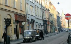 ul. Slawkowska, Krakow