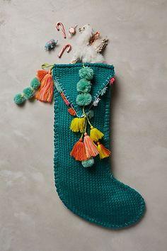 Colorful Stocking for Christmas