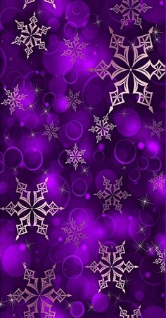Wallpaper Backgrounds Vintage – Christmas rnrnSource by photoyenisi Snowflake Wallpaper, Christmas Phone Wallpaper, Winter Wallpaper, Holiday Wallpaper, Purple Wallpaper, Sunset Wallpaper, Kawaii Wallpaper, Purple Christmas, Christmas Snowflakes
