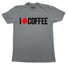 I LOVE COFFEE SHIRT - Black Rifle Coffee Company