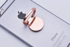 ROSE GOUDEN TELEFOON RING De telefoon ring is de perfecte telefoon accessoire! Telefoon overgaat helpen u betere fotos snap, Bekijk videos gemakkelijk en schrijven SMS-berichten met één hand. Neem een kijkje in onze winkel! Wij hebben de mooiste pop contactdozen, telefoon en iPad cases en