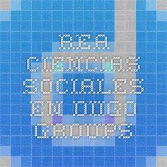 REA - Ciencias sociales en Diigo - Groups