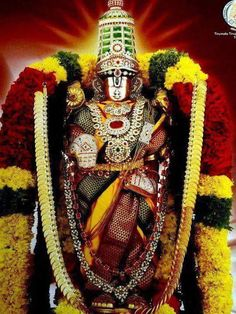 Lord Sri Venkateswara Swamy: Lord Sri Venkateswara Says Sri Ganesh, Ganesha, Lord Balaji, Happy Anniversary Cards, Lord Vishnu Wallpapers, Lord Mahadev, Gif Photo, Goddess Lakshmi, God Pictures