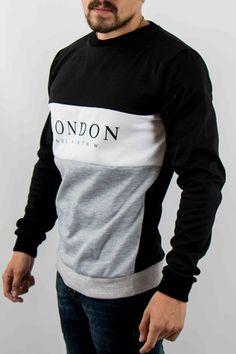 Hombre – www.urbanwear.co Sweater Fresh -Tshirt @diego08gomez - Model @gallegoedison - Photographer Best Mens Fashion, Tee Design, Men Looks, Sweater Hoodie, Shirt Designs, Sweatshirts, Sweaters, T Shirt, Style