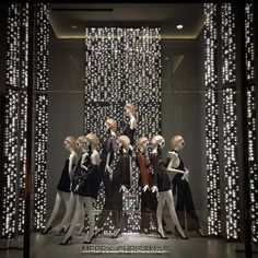 "ZARA, (Worldwide), ""Dream Big, Sparkle More, Shine Bright"", photo by The Displayer, pinned by Ton van der Veer"