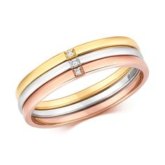 Direct from our Jewellery   manufacturers in England     Womens 9ct Yellow, White  and Rose Gold Diamond  Russian Wedding Ring  weighing 3 grams approx    9ct Gold 375 hallmarked and  made in the United Kingdom    Weight         3 grams approx  Ring size     K through to P Diamond Solitaire Rings, Diamond Wedding Rings, Wedding Ring Bands, Russian Wedding, Half Eternity Ring, Yellow Gold Rings, Rose Gold, Platinum Ring, Wedding Rings For Women