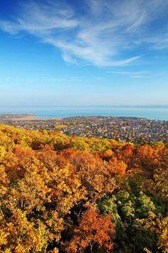 Balatonfüred in autumn | Balaton | Hungary