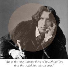 Culture Spotlight: Oscar Wilde