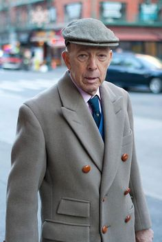 Senior Men Clothing Style