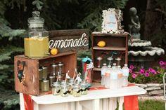 Old fashioned lemonade stand #lemonadestand