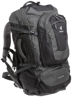 Deuter Transit 65 Backpack - 3968cu in -- Trust me, this is great! Click the image. : Backpacks for hiking