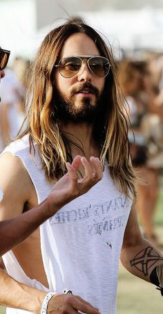 Jared Leto. Omg seriously though....mmmmmhmm