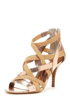 Carlos By Carlos Santana Nouvelle Heeled Sandal by Pumps Up To 75% Off on @HauteLook