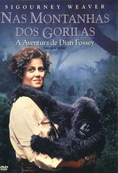 Gorillas in the Mist: The Story of Dian Fossey (1988) גורילות בערפל