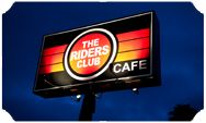 The Riders Club Cafe - Best burgers in Orange County.  And nothing but quality craft beers to go with 'em!