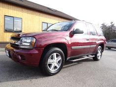 Used 2005 Chevrolet TrailBlazer LS Chevrolet Trailblazer, Cars, Vehicles, Autos, Car, Car, Automobile, Vehicle, Trucks
