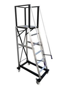 trolley ladder at kijeka engineers as per your equipments Aluminium Ladder, Engineering, Technology