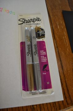 Yours, Mine & Ours: Product Review-Sanford Sharpie Products