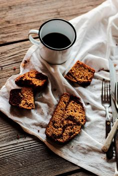 Marbled Butternut Squash Bread / Image via pastryaffair, via Flickr #entertaining