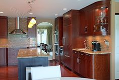 19 Best Design Contemporary Cherry Cabinets Images In 2014