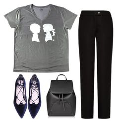 """""""Boy Meets Girl: Business Professional"""" by boymeetsgirlusa ❤ liked on Polyvore featuring Acne Studios"""