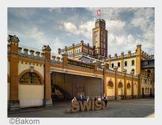 Swiss-Domain: Besonders für Schweizer Architekten geeignet