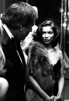 Old school glam: Bianca Jagger