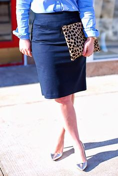 Chic of the Week: Anna�s Office Sparkle