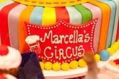 aniversario circo auguri festas