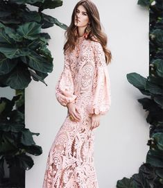 Cool Chic Style Fashion: Fashion Runway | Johanna Ortiz Spring 2016 Ready-to-Wear