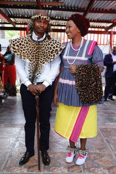 PEDI WEDDING Pedi Traditional Attire, Sepedi Traditional Dresses, African Fashion Traditional, African Traditional Wedding, Traditional Weddings, African Attire, African Wear, African Dress, African Print Fashion