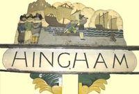 Early Settlers of Hingham #genealogy