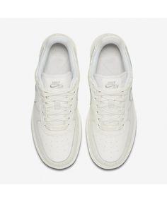 size 40 a576e d883f Women s Nike Air Force 1 07 Premium Sail Light Bone White Sail