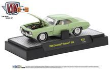 M2 Machines 1:64 Detroit Muscle Release 37 1969 Chevrolet Camaro
