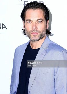 Tim Rozon (who plays Doc Holliday on the Wynonna Earp TV show) looks just perfect for Michael Covenant, the hero of my upcoming Project Demon Hunters series. No Southern accent for Michael, though!