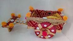 Baby Furniture Diy Link 65 Ideas For 2019 Diy Crafts Hacks, Diy Crafts For Gifts, Diy Home Crafts, Craft Stick Crafts, Crafts For Kids, Thali Decoration Ideas, Ramadan Decorations, Wedding Decorations, Desi Wedding Decor