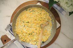 Jenny Steffens Hobick: Creamy Cilantro Sweet Corn Recipe