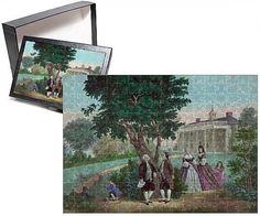 Photo Jigsaw Puzzle, Jigsaw Puzzles, Mount Vernon, George Washington, Happy Birthday, Amazon, Prints, Painting, Art
