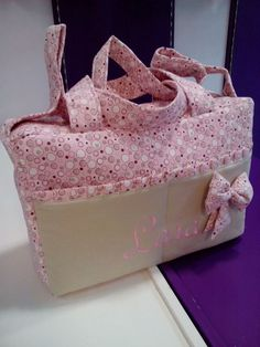 Diy Wallet, Diy Bags Purses, Baby Hats Knitting, Baby Sandals, Bag Patterns To Sew, Denim Bag, Quilted Bag, Cloth Bags, Baby Sewing