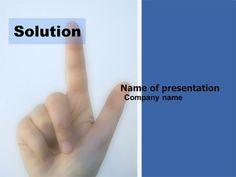 http://www.pptstar.com/powerpoint/template/indication-of-solution/ Indication Of Solution Presentation Template